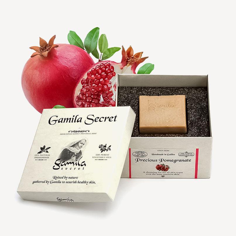 Precious Pomegranate Premium