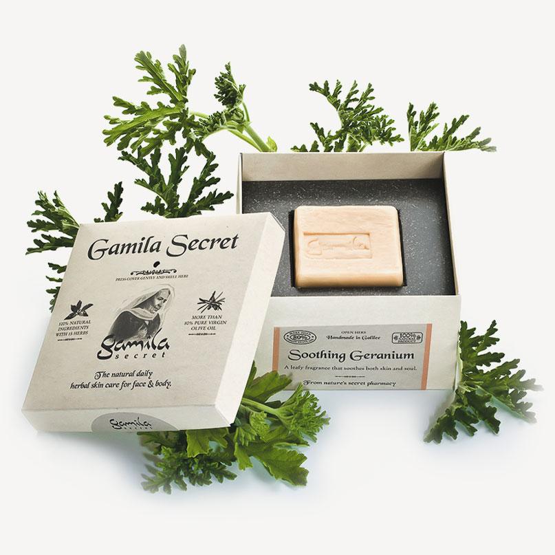 Soothing Geranium Premium